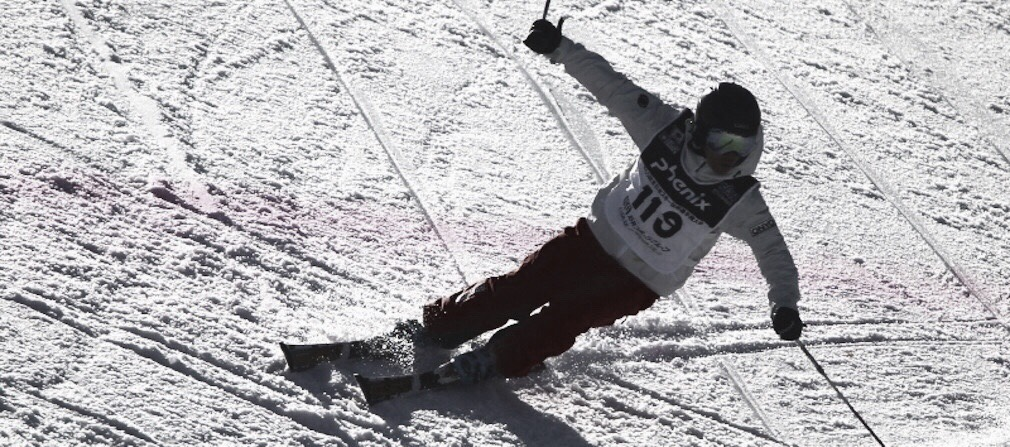 【pert.2】なぜ、トップスキーヤーは急斜面でも綺麗な弧を描きながら大回りが出来るのか?
