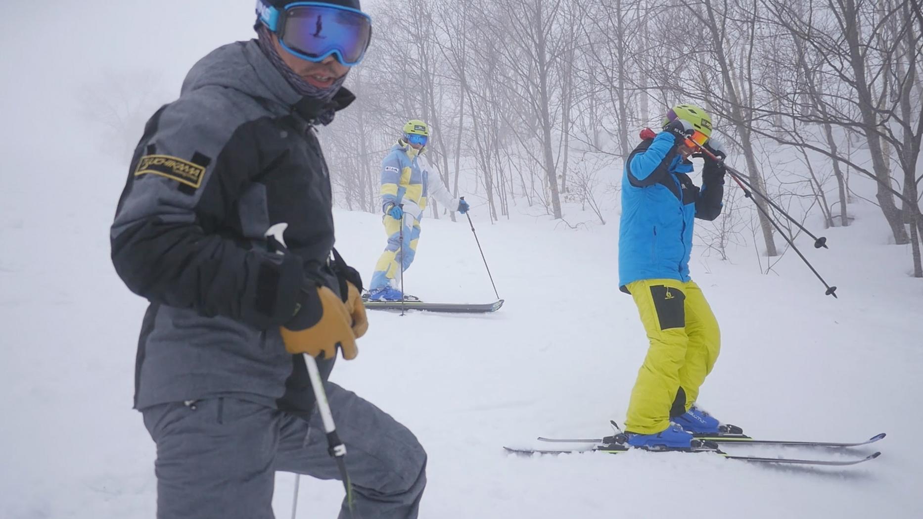 episode#45|[技術選]予選3位の吉岡大輔さんのトレーニングに付き添ってみたよー