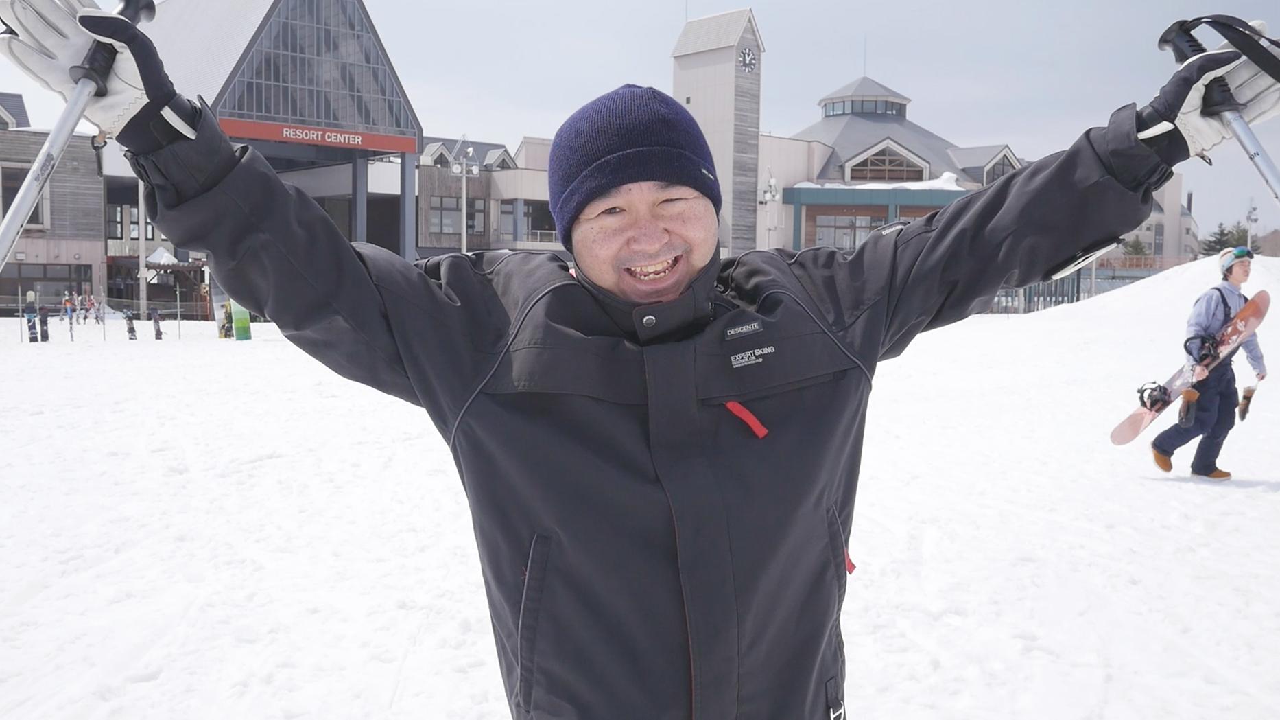 episode#48|[芸人]小石田純一さんとアルツ磐梯を滑ってみたよー