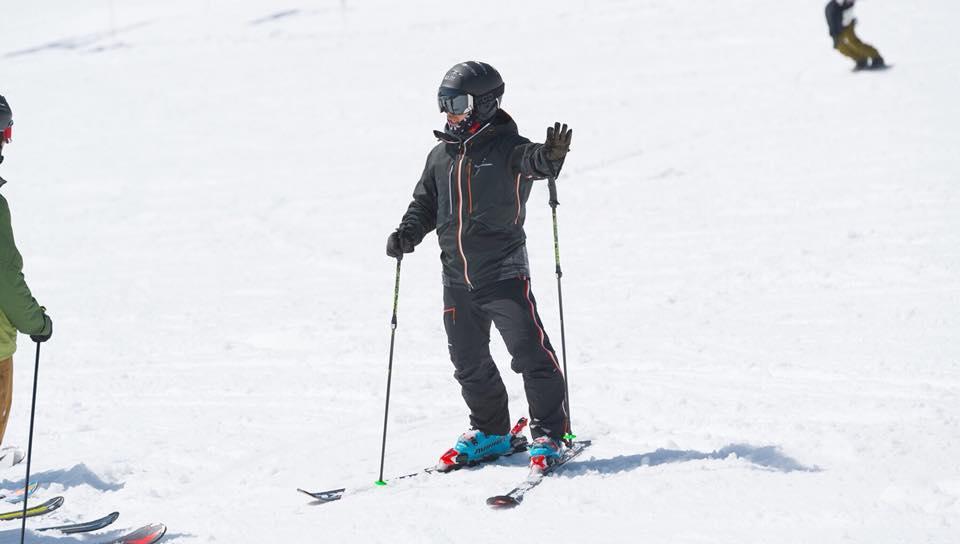 本日をもちまして、今シーズンの雪上レッスンがすべて終了しました!
