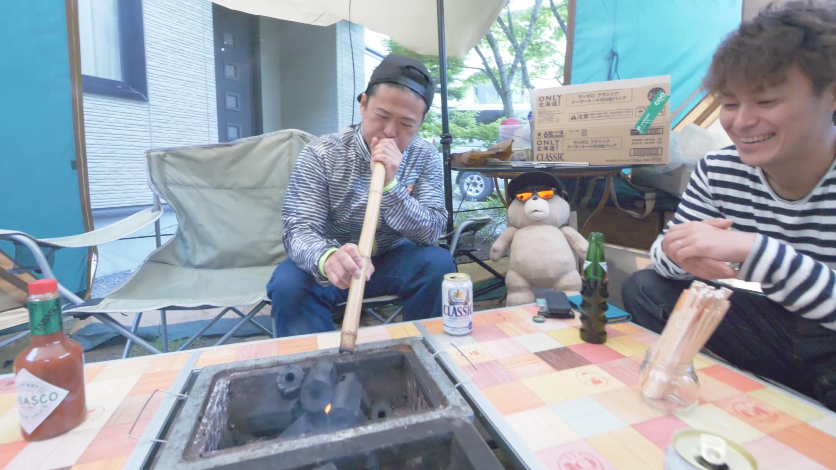 episode#59|バーベキューミーティングするために北海道に行ってみた