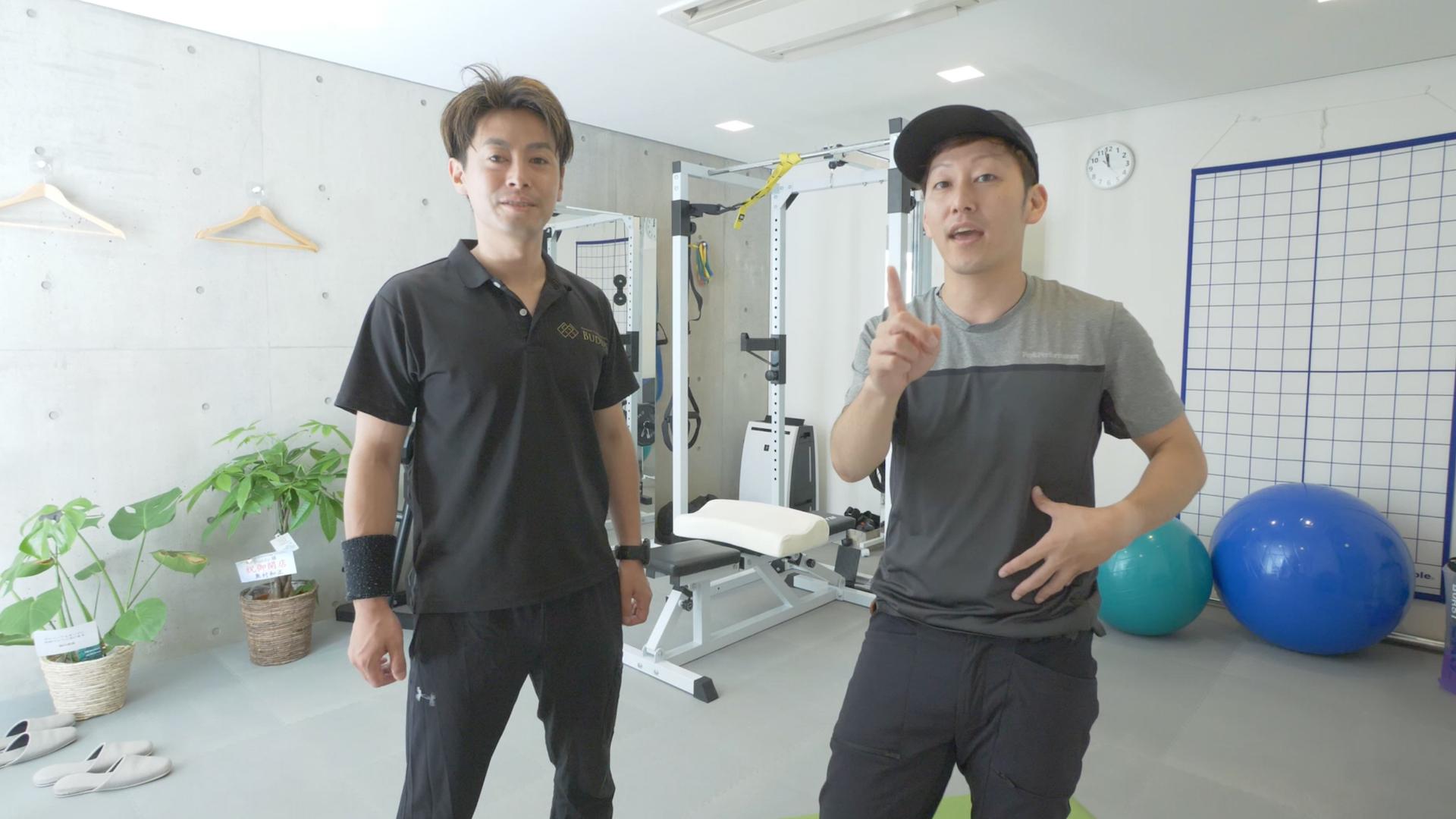 episode#65|スキーヤーのたるんだ腹筋を鍛える2分間集中トレーニング!